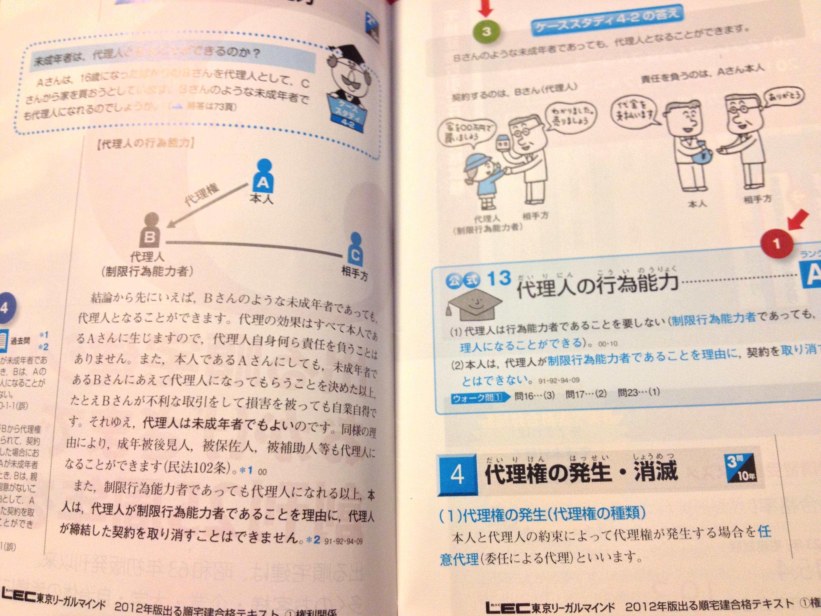 LEC 2014年版 テキスト